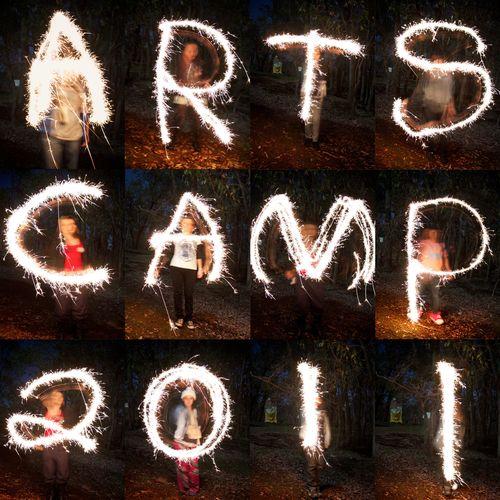 ArtsCAMP - Photo by Jarrad Seng