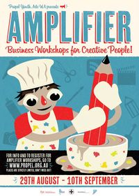 AMPLIFIER 2011 Mix Bowl Poster
